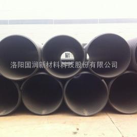 Φ400钢带增强螺旋波纹管生产厂家