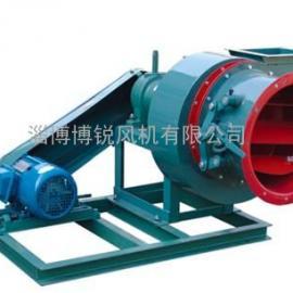 低噪音0.5吨锅炉引风机