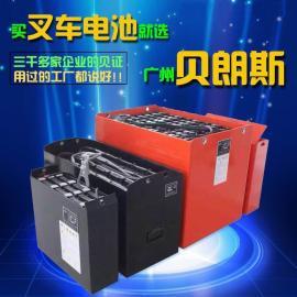 日立叉车蓄电池
