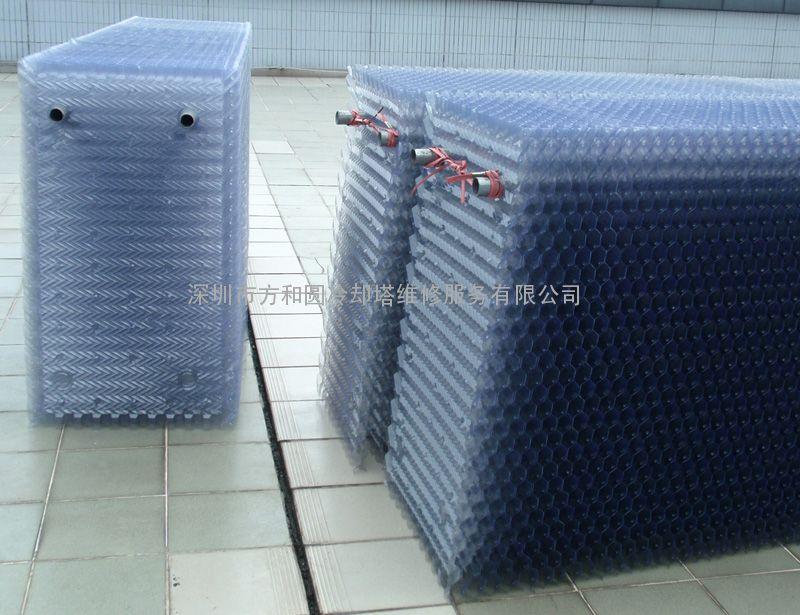 菱电冷却塔透明填料1080*620