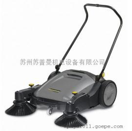 凯驰手推式扫地机,无动力手推式扫地机