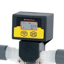 美国Global Water MicroFlo系列 数字式低流量桨轮流量计