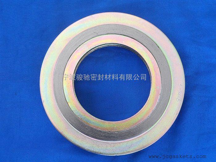 SH/T3407-2013石油钢制管法兰用金属缠绕式垫片