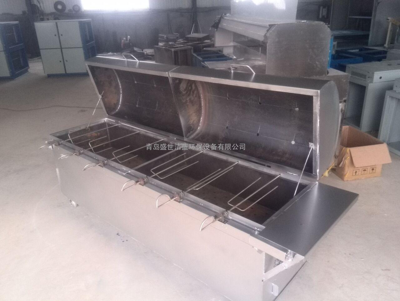 全自动烧烤设备|无烟环保烧烤车|烤全羊炉,羊腿羊排炉