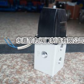 排泥阀专用电磁阀 二位四通电磁阀 YC24D电磁阀