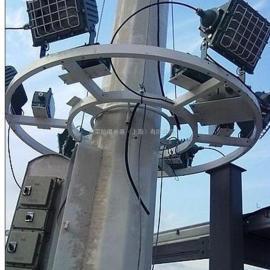 吉林省图们市大功率LED防爆高杆灯定做