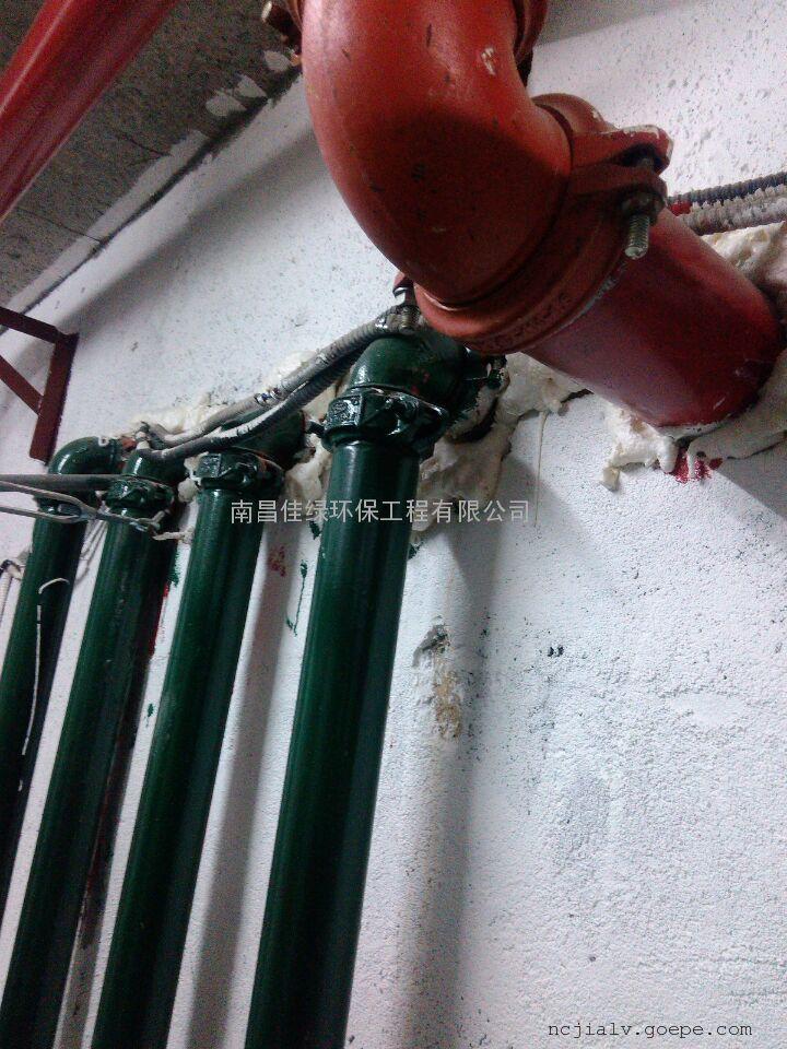 水泵低频振动噪声治理工程