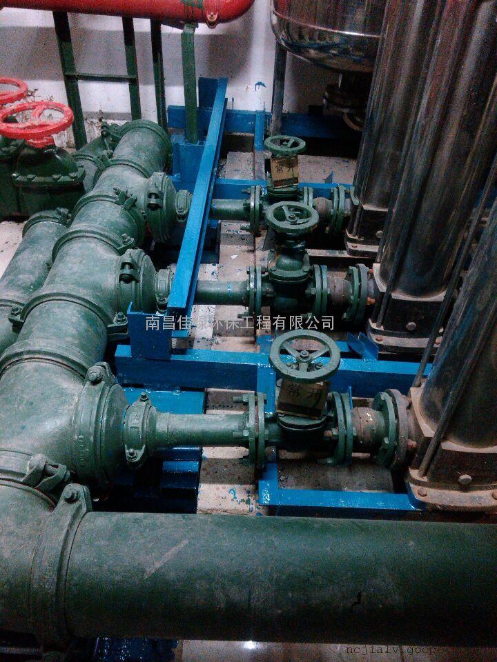 水泵噪声治理