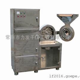 技术成熟麦芽粉碎机 膳食纤维磨粉机