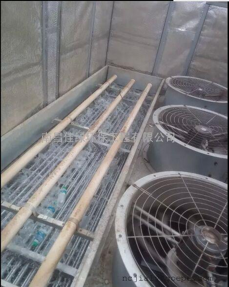 冷却塔噪声治理工程