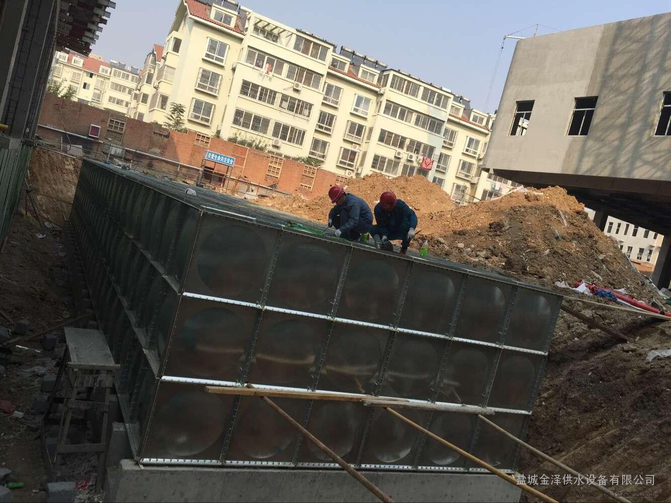 地埋式箱泵一体化HBP6.0/15-2-HDXBF108