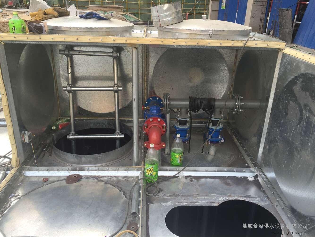 抗浮地埋式箱泵一体化HHDXBF-288-108-50-I