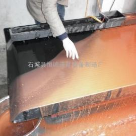专供小槽选矿摇床出口及国外安装调试