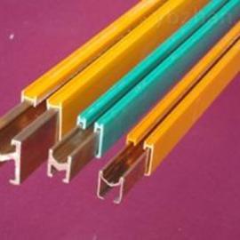 额定电流800A安全滑触线 亚重单极滑触线双梁起重机滑触线