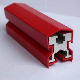 厂家直销亚重额定电流双梁起重机用1000A单极滑触线,安全滑触线�