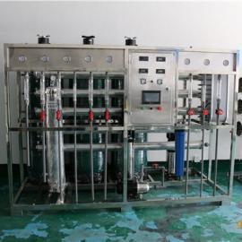 苏州纯水设备|电池生产用水设备电池工艺超纯水设备