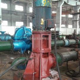 350HD型导叶式混流泵