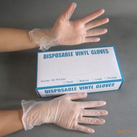 湖北pvc手套生产厂家 pvc手套 一次性手套 直销