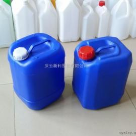 闭口10公斤塑料桶,10L塑料桶,10升塑料桶