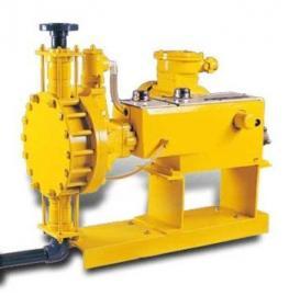 米顿罗Milroyal B系列液压隔膜计量泵