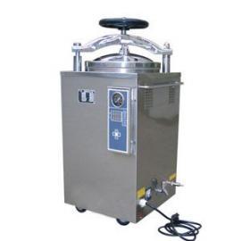 外排气立式压力蒸汽灭菌器LS-75HD报价