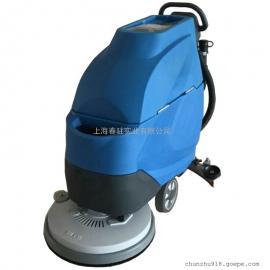 手推式工业用洗地机超市酒店工厂地面保洁用洗地机进口品质