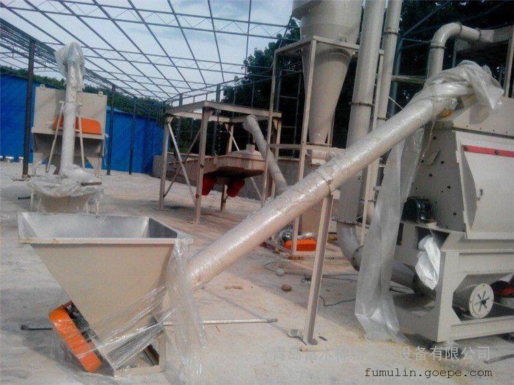谷瀑环保设备网 木材加工机械 树枝粉碎机 青岛富木林新能源设备有限
