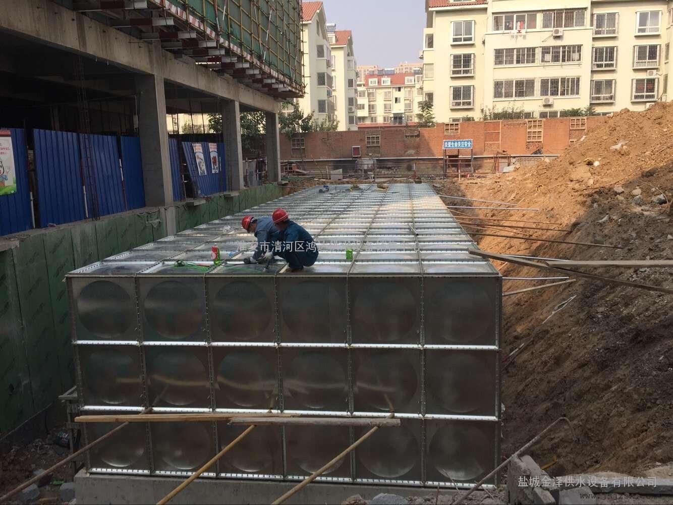 地埋箱泵一体化恒压给水设备厂家