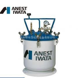 ANEST IWATA日本岩田PT-40D压力桶40L手动