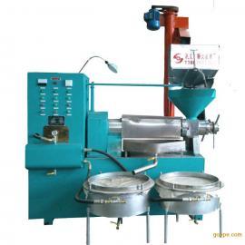 不锈钢220V螺旋榨油机/多功能榨油机花生菜籽出油率