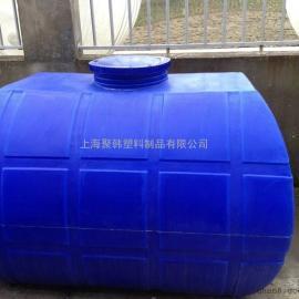 3吨卧式水箱