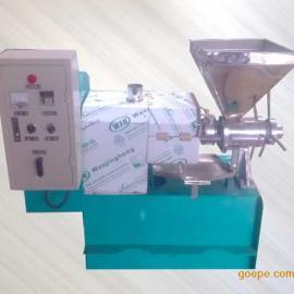 小型油葵榨油机 多功能螺旋榨油机图片价格
