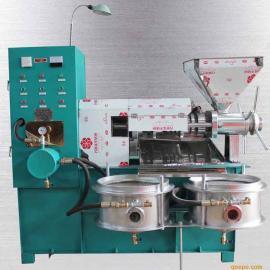 菜籽螺旋榨油机 不锈钢大豆榨油机质保一年