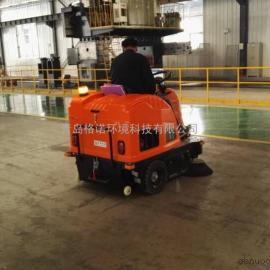 艾隆驾驶式吸尘清扫车,仓库用无尘扫地机
