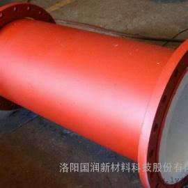 钢衬聚四氟乙烯管弯头标准