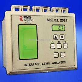 美国ROYCE 501A/2511A/2505A超声波污泥界面分析仪