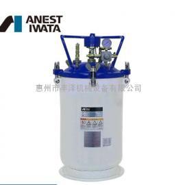 iwata正宗岩田自动压力桶PT-80DM油漆气动压力桶