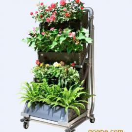 南京专业阳台种植器具WPC家庭立体农场花架价格