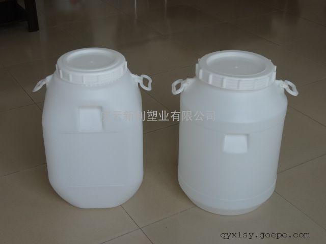 50KG塑料桶,50L方塑料桶,50公斤塑料桶厂家