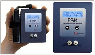 美国2B POMTM 袖珍式紫外臭氧检测仪
