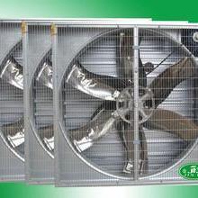 大型服装厂通风降温设备-负压冷风机报价-品牌厂家