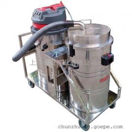 家具厂用工业吸尘器 木材厂用吸木屑吸尘器大量粉尘用吸尘器