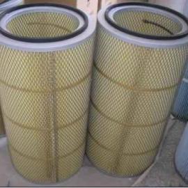 工业吸尘设备专用高精度覆膜除尘滤芯