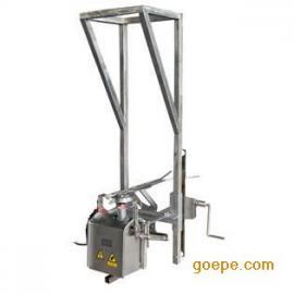 家禽屠宰流水线自动割鸡头机设备由诸城鼎恒专业制造