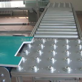 滚筒输送线 动力滚筒组装生产线 设计 制作
