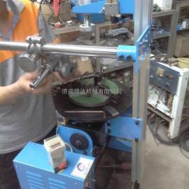 吉林省 焊接变位器 二保焊枪摆动器 氩弧焊送丝机怎么连接