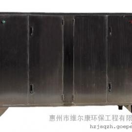 维尔康WEK-UV不锈钢5000风量UV光催化废气处理设备