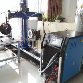 四川省 液压变位机 焊接摆动器用步进电机 氩弧焊自动送丝机视频�