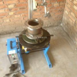 宁夏变位机结构 焊枪摆动器焊接视频 氩弧焊自动送丝机构