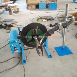 西藏焊接变位器 二保焊枪摆动器 氩弧焊送丝机怎么连接